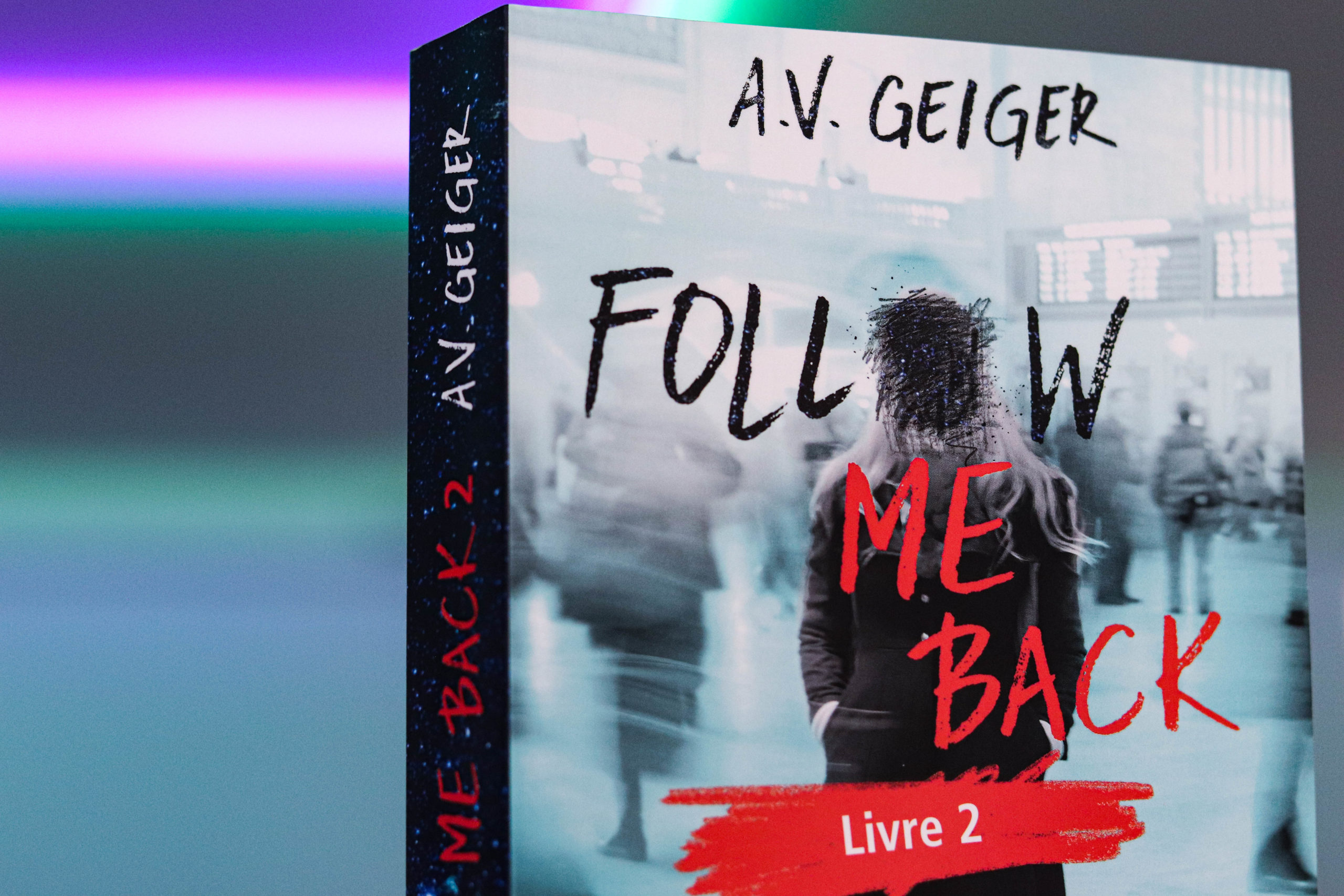 Follow me back #2 – A. V. Geiger