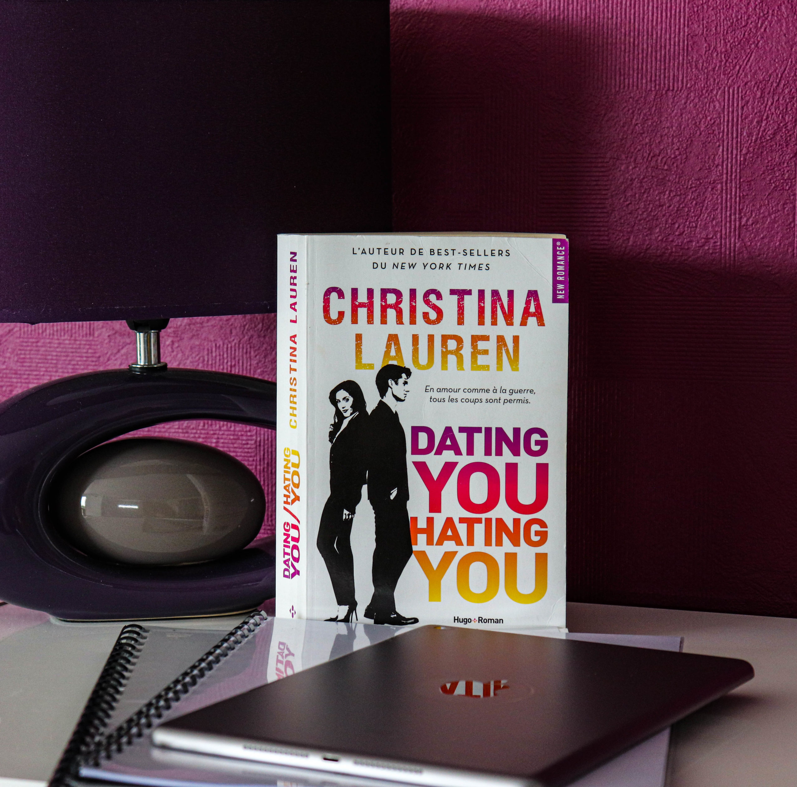 Livre dating you hating you de christina lauren avis