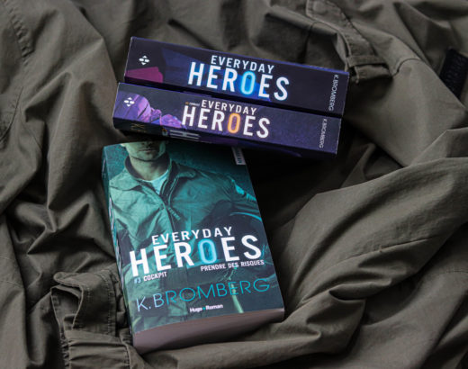 everyday heroes tome 3 k. bromberg
