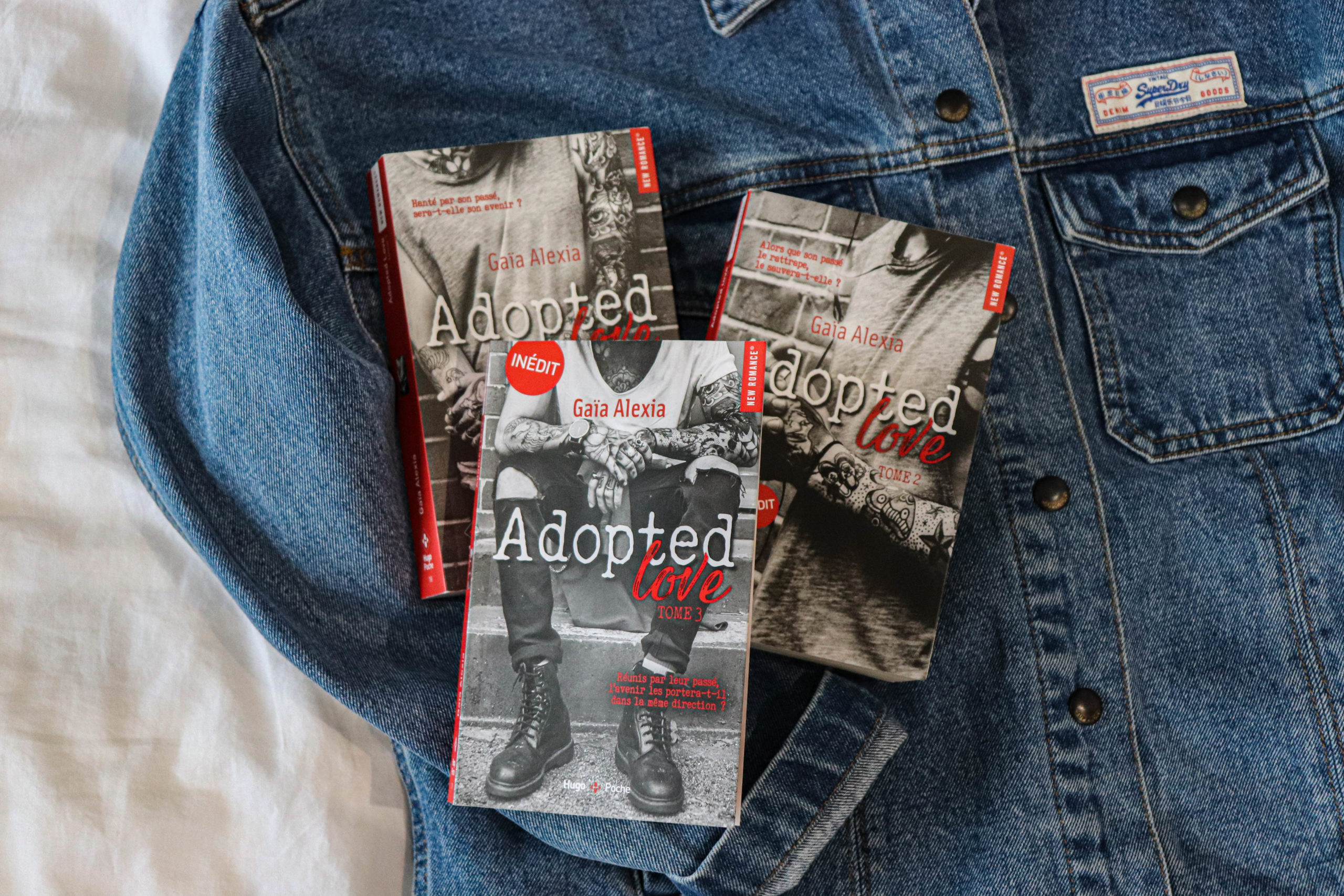 Adopted love #3 – Gaïa Alexia