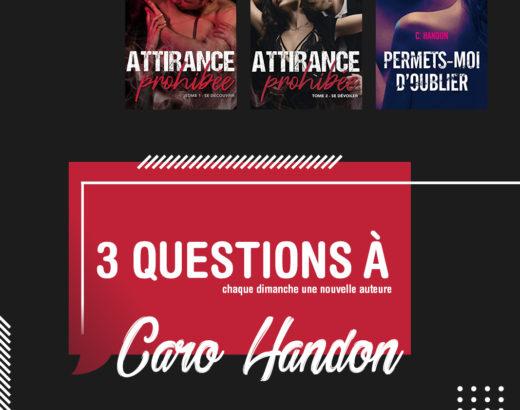 caro handon interview