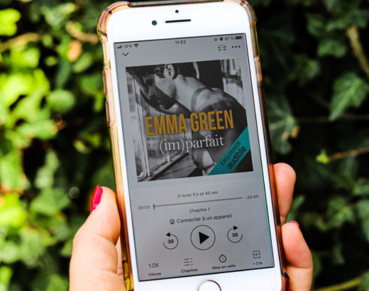 imparfait emma green livre audio