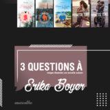 Erika Boyer interview