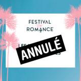 Festival New Romance annulé