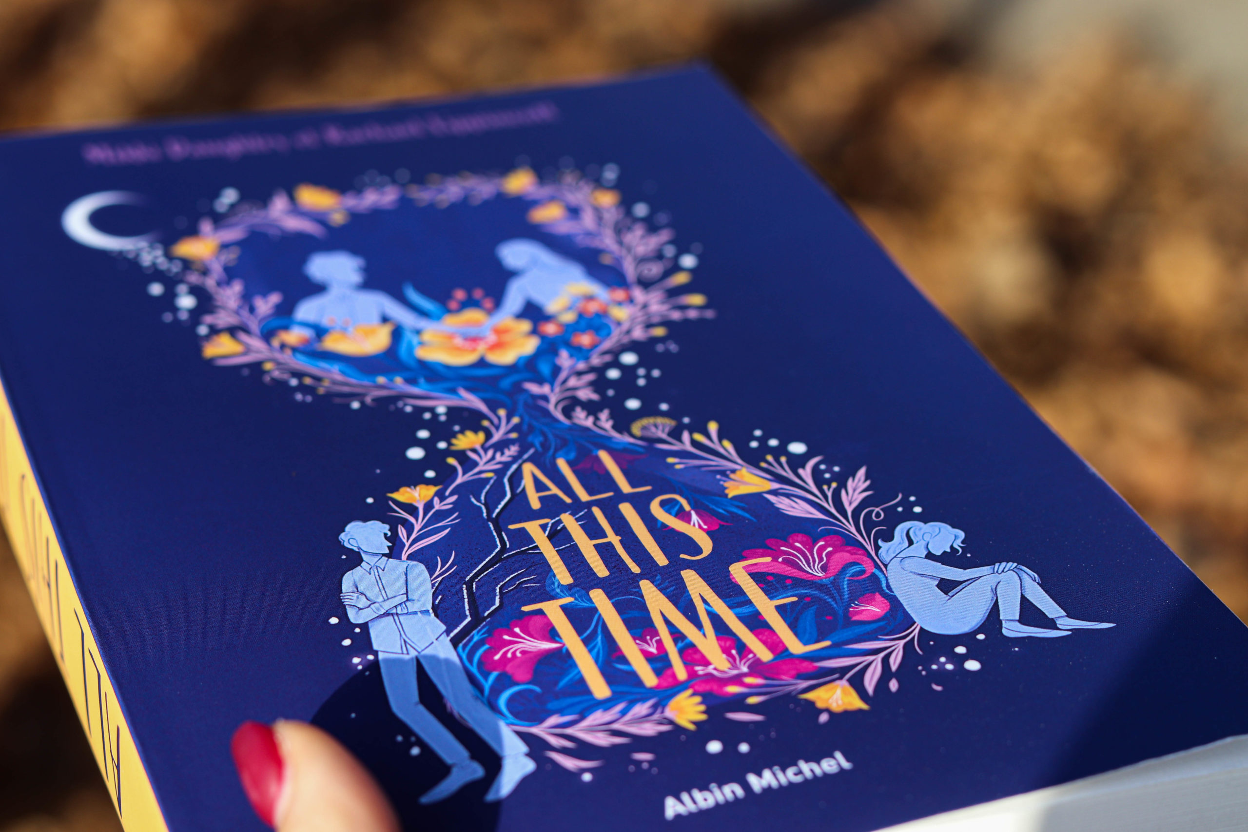 All this time – Rachael Lippincott, Mikki Daughtry
