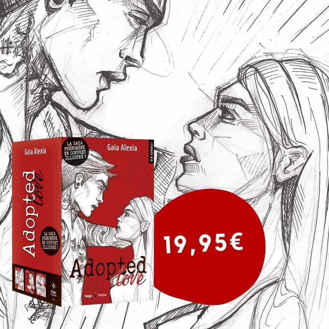 adopted love illustré gaia alexia