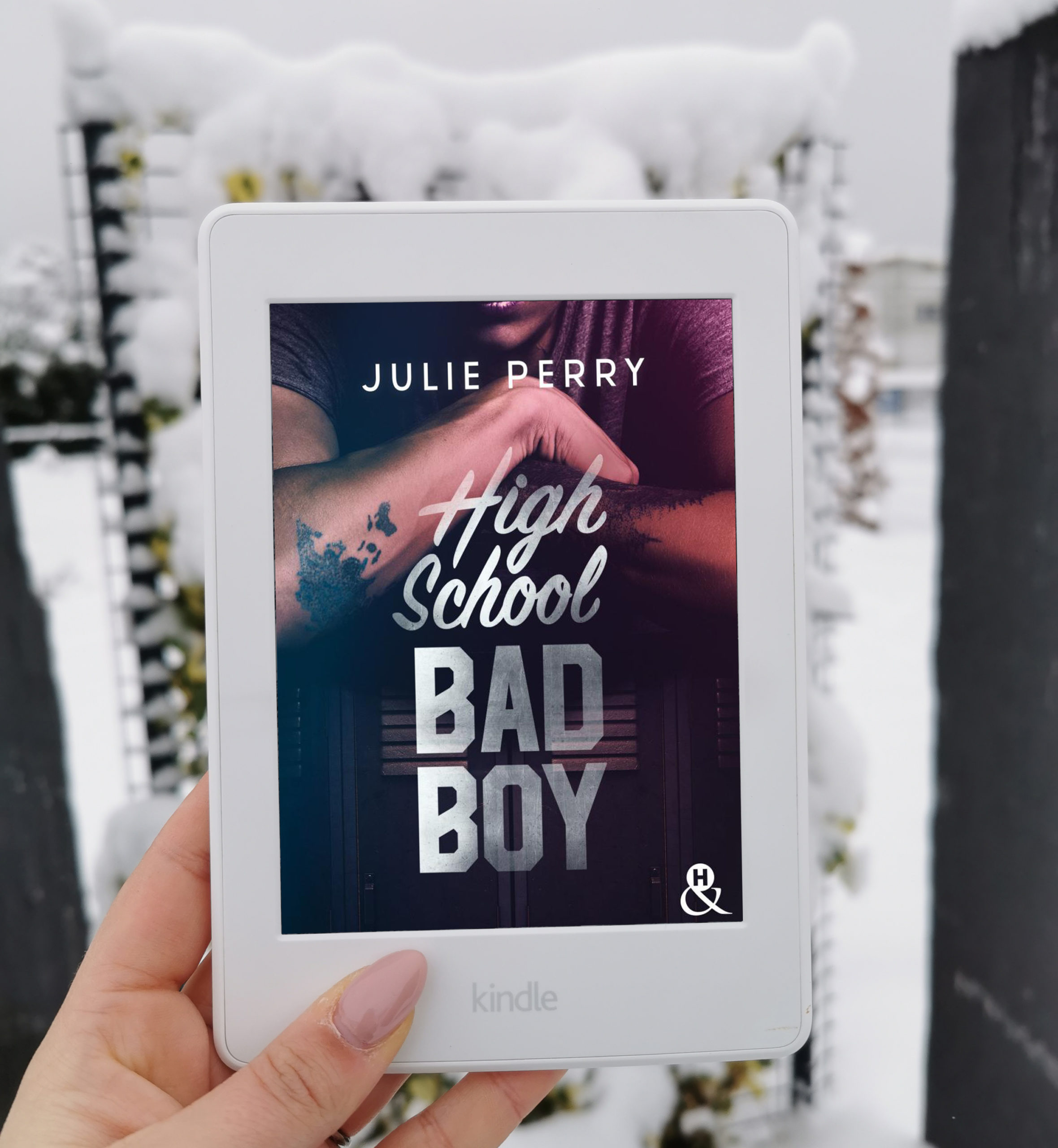 High School Bad Boy – Julie Perry