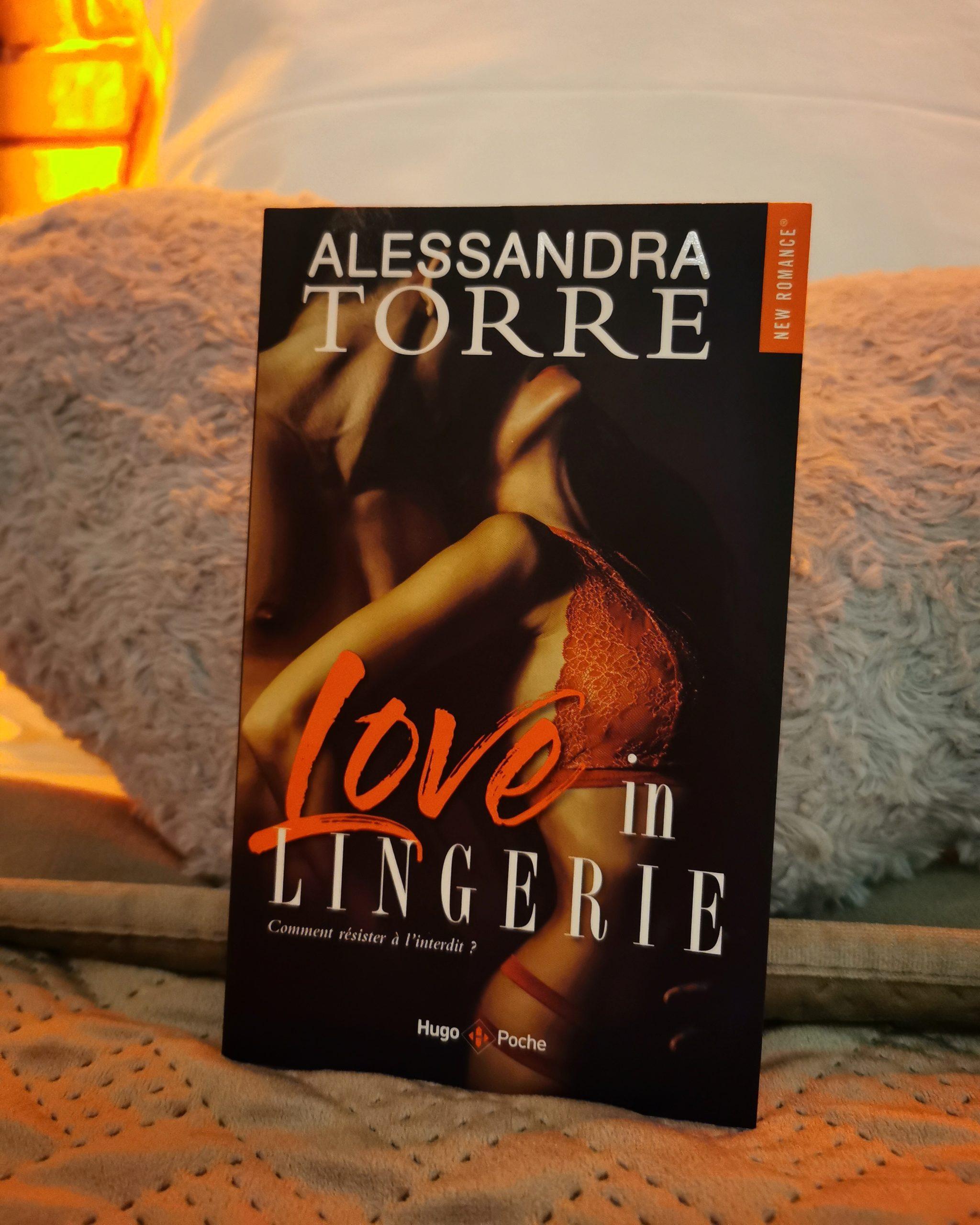 love in lingerie alessandra torre