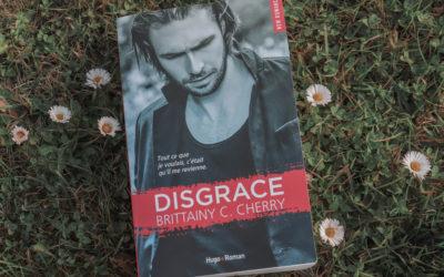 Disgrace – Brittainy C. Cherry