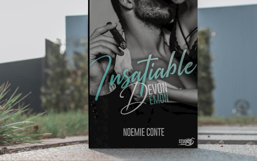 Insatiable Devon – Noémie Conte