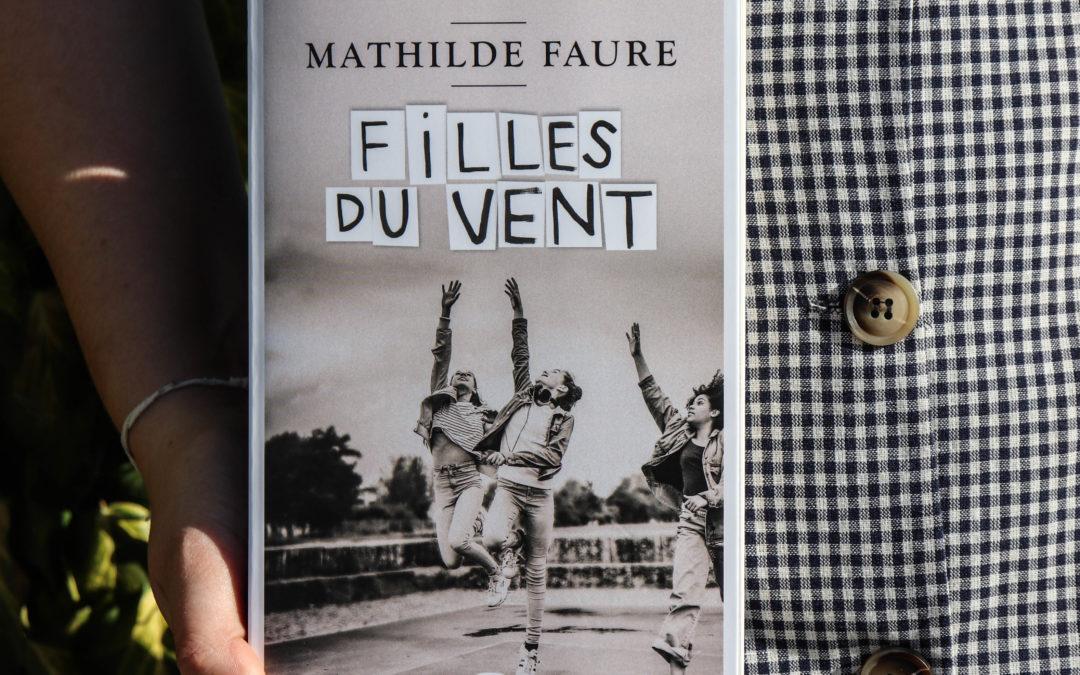 Filles du vent – Mathilde Faure