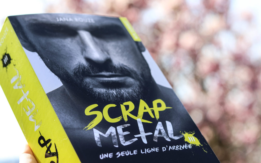 Scrap Metal #3 – Jana Rouze